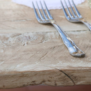 Detalle Mesa madera Decape