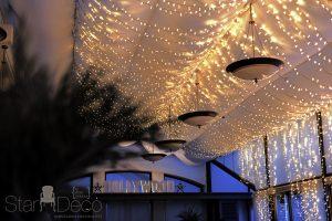 Iluminacion micro LED salon Hollywood 2
