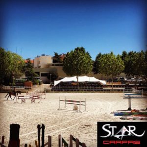 Carpa Beduina Mercedes-Benz Show Jumping Cuenca 2016