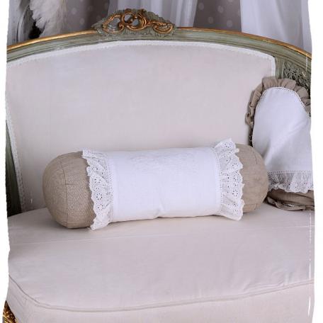 alquiler cojín rulo vintage clasico boho chic bodas eventos rincones con encanto decoración